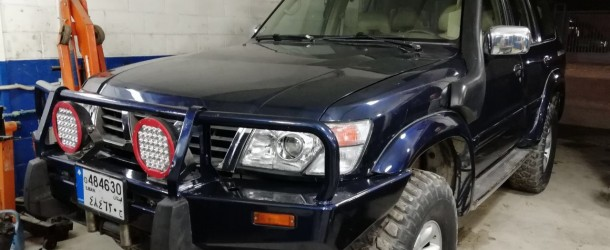 For Sale : Nissan Patrol V8