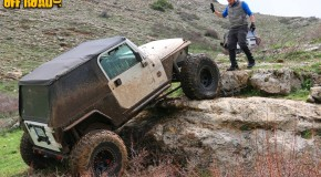 Video : Wrangler JK and TJ Extreme rock crawling