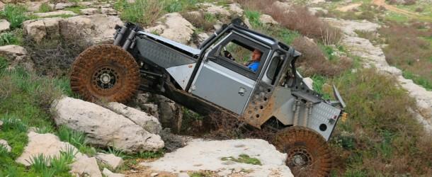 Video : Rock Buggy on 42's Trepador